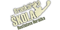 Logo brankářská škola